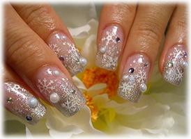 Nail-Art-Natale-2012