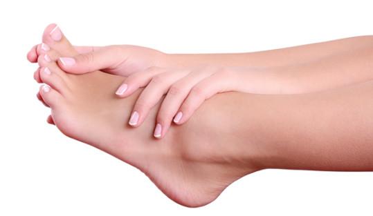 unghia piedi perfetti