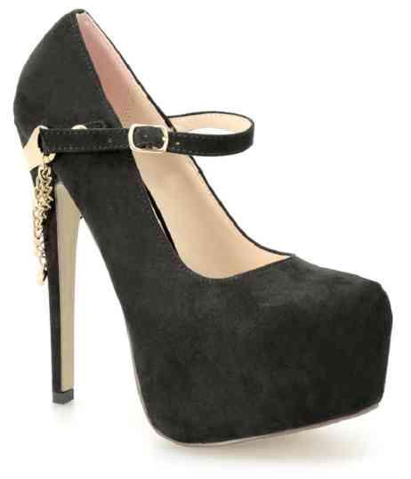 scarpe decolte camoscio oro tacchi altissimi