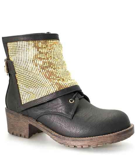 stivali anfibi donna biker boots 2014
