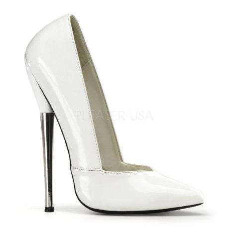 scarpe sposa tacchi altissimi dagger-03-wht