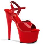 scarpe donna sandali stivali decolte tacchi plateau eleganti ADORE-709