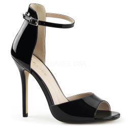 scarpe donna sandali stivali decolte tacchi plateau eleganti AMUSE-14