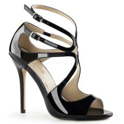 scarpe donna sandali stivali decolte tacchi plateau eleganti AMUSE-15