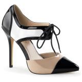 scarpe donna sandali stivali decolte tacchi plateau eleganti AMUSE-30