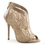 scarpe donna sandali stivali decolte tacchi plateau eleganti AMUSE-48