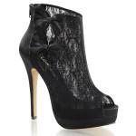 scarpe donna sandali stivali decolte tacchi plateau eleganti BELLA-28