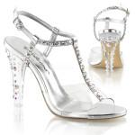 Damen Schuhe Heels Pumps Plattform Sandalen Stiefel stilvolle KLAR-426
