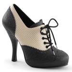 Damen Schuhe Heels Pumps Plattform Sandalen Stiefel stilvolle CUTIEPIE-14