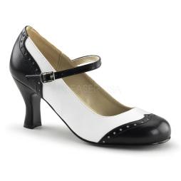 scarpe donna sandali stivali decolte tacchi plateau eleganti FLAPPER-25