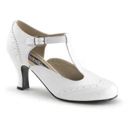 scarpe donna sandali stivali decolte tacchi plateau eleganti FLAPPER-26