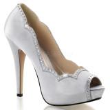 scarpe donna sandali stivali decolte tacchi plateau eleganti LOLITA-05