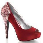 scarpe donna sandali stivali decolte tacchi plateau eleganti LOLITA-08