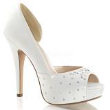 scarpe donna sandali stivali decolte tacchi plateau eleganti LOLITA-09