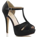 scarpe donna sandali stivali decolte tacchi plateau eleganti LOLITA-20