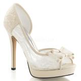 scarpe donna sandali stivali decolte tacchi plateau eleganti LUMINA-33