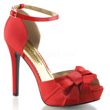 scarpe donna sandali stivali decolte tacchi plateau eleganti LUMINA-36