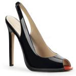 scarpe donna sandali stivali decolte tacchi plateau eleganti SEXY-08