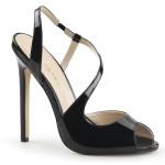 scarpe donna sandali stivali decolte tacchi plateau eleganti SEXY-10