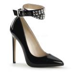 scarpe donna sandali stivali decolte tacchi plateau eleganti SEXY-24