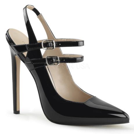 scarpe donna sandali stivali decolte tacchi plateau eleganti SEXY-28