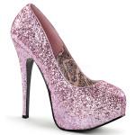 scarpe donna sandali stivali decolte tacchi plateau eleganti TEEZE-06G