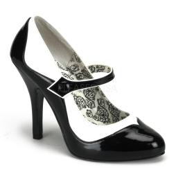 scarpe donna sandali stivali decolte tacchi plateau eleganti TEMPT-07