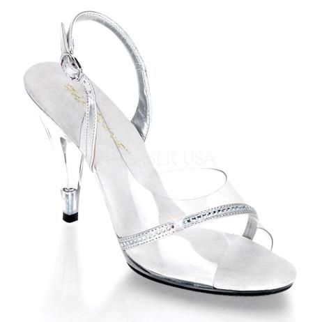 sandali gioiello trasparenti