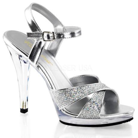 sandali gioiello argento donna