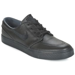 Scarpe uomini Nike  SB AIR ZOOM STEFAN JANOSKI LEATHER  nero