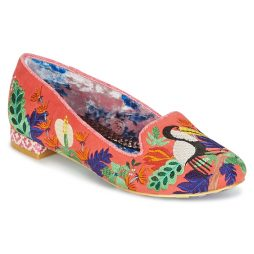 Ballerine donna Irregular Choice  YES YOU PELI CAN  Arancio Irregular Choice 5052224467478
