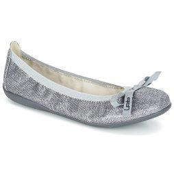 Ballerine donna LPB Shoes  ELLA  Argento LPB Shoes