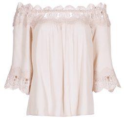 Camicetta donna Cream  CERBERA  Rosa Cream 5712436451831