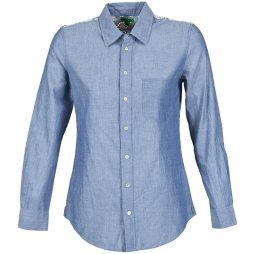 Camicia donna Bensimon  JANSE  Blu Bensimon 3608543987375