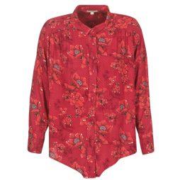 Camicia donna Billabong  MEADOW LIGHT  Rosso Billabong 3607869601606