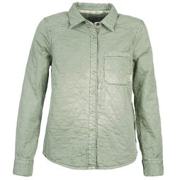 Camicia donna Billabong  WITH YOUR GIRL  Verde Billabong 3607868535209