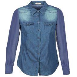 Camicia donna DDP  ITEA  Blu DDP 3606012589068