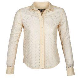 Camicia donna Gant  431952  Beige Gant 7321369203875