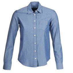 Camicia donna Gant  EXUNIDE  Blu Gant 7325700237611