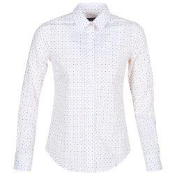 Camicia donna Gant  STRETCH BROADCLOTH POLKADOT  Bianco Gant 7325702186993