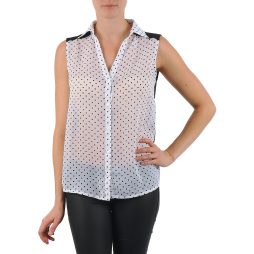 Camicia donna La City  O DEB POIS  Bianco La City 3662650002499