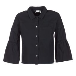 Camicia donna Noisy May  CELESTE  Nero Noisy May 5713615742658