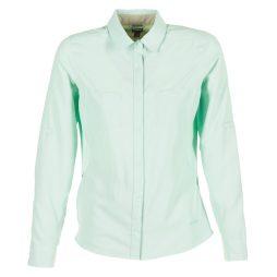 Camicia donna Patagonia  SOL PATROL SHIRT  Verde Patagonia 888336734796