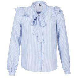 Camicia donna Pepe jeans  AYUMI  Blu Pepe jeans 8434538151590