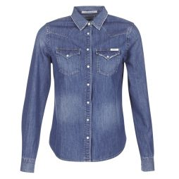 Camicia donna Replay  SUEL  Blu Replay 8054381694299