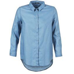 Camicia donna School Rag  CHELSY  Blu School Rag 3607193681565