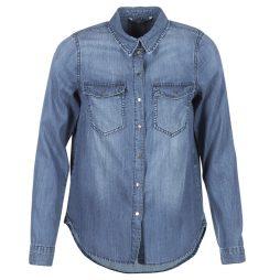 Camicia donna Vero Moda  VMSAMMI  Blu Vero Moda 5713727804039