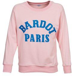 Felpa donna Brigitte Bardot  ANAIS  Rosa Brigitte Bardot 3554803760465