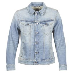 Giacca in jeans donna G-Star Raw  3301 N BOYFRIEND DENIM JACKET  Blu G-Star Raw 8719367980192
