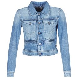 Giacca in jeans donna G-Star Raw  D-STAQ DC DNM JKT WMN  Blu G-Star Raw 8719368730758